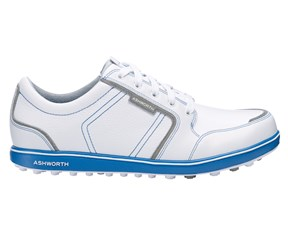 Ashworth Mens Leather Cardiff ADC Golf Shoes 2014