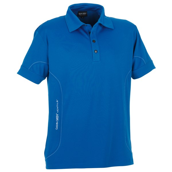 Galvin Green Mens Murphy Ventil8 Golf Shirt 2013