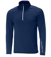 Galvin Green Mens Dean Insula Lite Pullover (Navy/White)