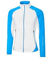 Galvin Green Ladies Daphne Insula Jacket (White/Blue)