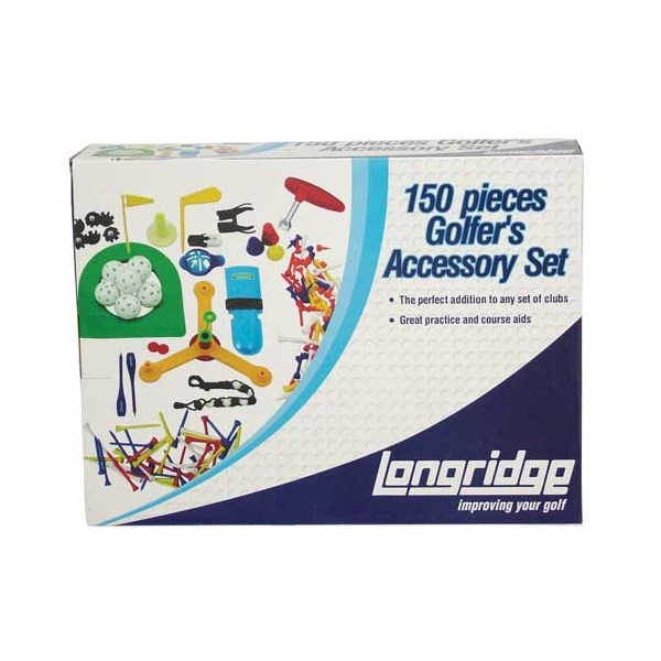 Golfers Accessory Set (150 pieces)