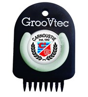 Groovtec Multi Pin Club Cleaner with Ballmarker + Dome 3D Decal Logo