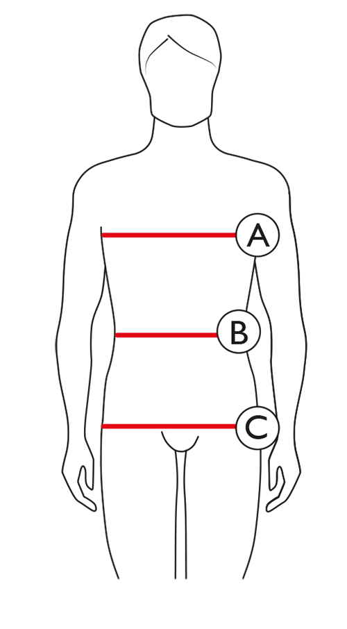 Sizing Guide for Galvin Green - GolfOnline