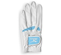 Mizuno Ladies BioFlex Synthetic Gloves (White)