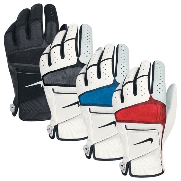 Nike Mens Tech Xtreme IV Golf Gloves