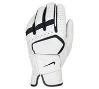 Nike Dura Feel VII Golf Gloves 2014 (White/Black)