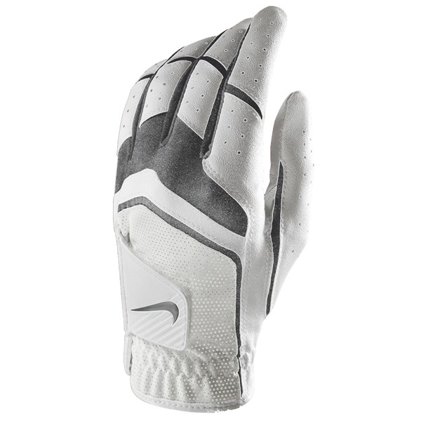 Nike Ladies Dura Feel V Leather Glove 2016