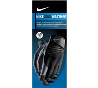 Nike Cold Weather Golf Gloves (Black)