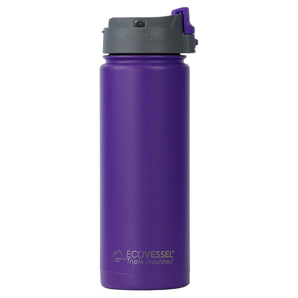 Ecovessel The Perk Insulated Coffee and Tea Bottle