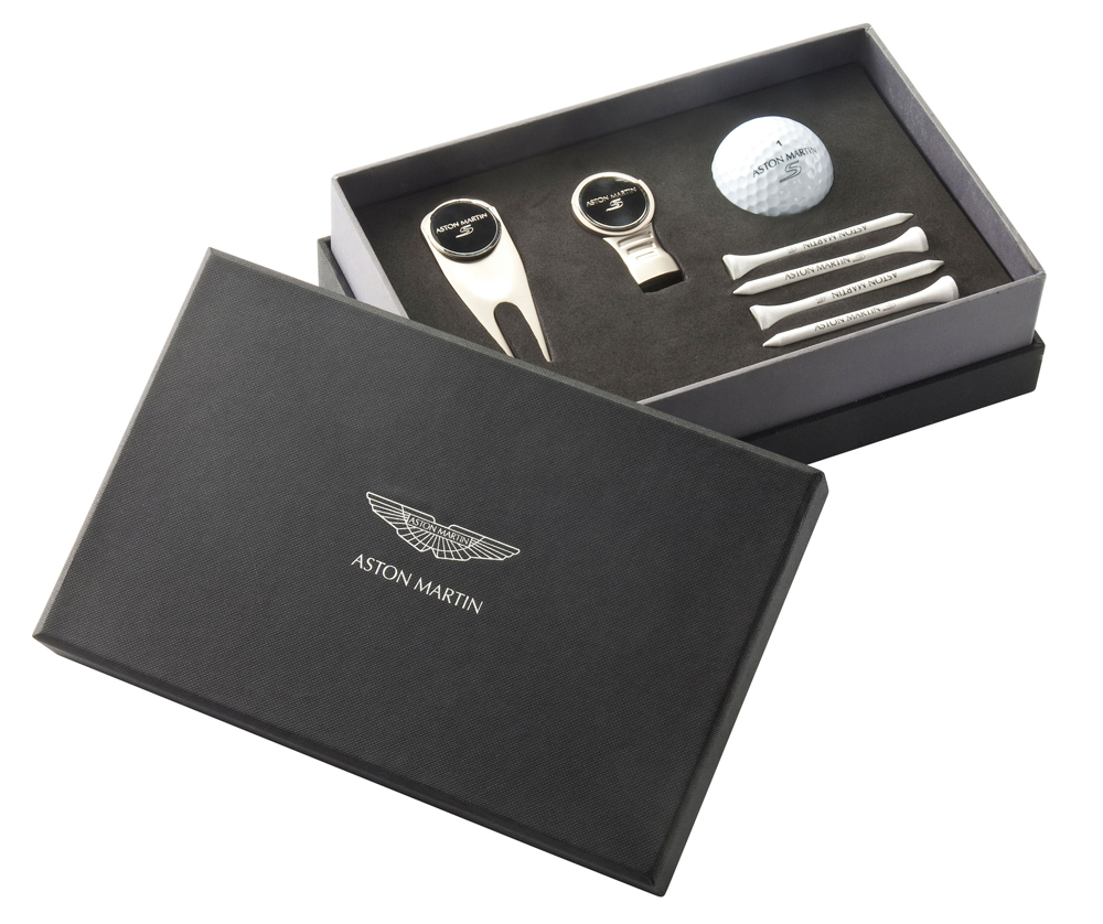 aston martin collection gift pack | golfonline