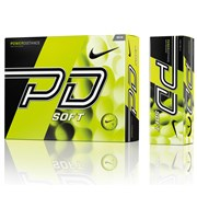 Nike Power Distance PD9 Soft Volt Golf Balls  12 Balls