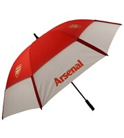 Arsenal Gustbuster Double Canopy Golf Umbrella