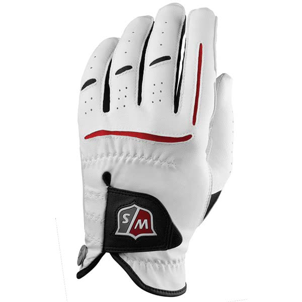 Wilson Staff Mens Grip Plus Golf Glove