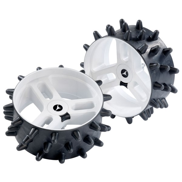 Motocaddy S-Series Hedgehog Winter Wheels (Pair)