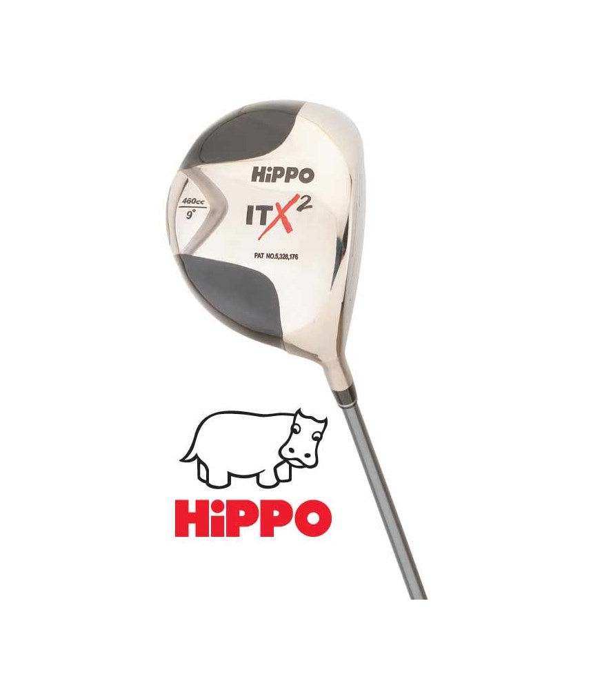 Full set of hippo irons 3 pw + hippo itx2 driver | in formby.