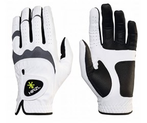 HIRZL Mens Hybrid Golf Gloves