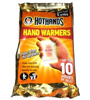 HotHands Golf Hand Warmers  5 Pairs