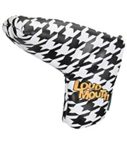 Winning Edge Loudmouth Houndstooth Putter HeadCover