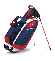 Callaway Hyper Lite 3 Double Strap Stand Bag 2017