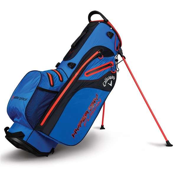 Callaway Hyper Dry Fusion Stand Bag 2018