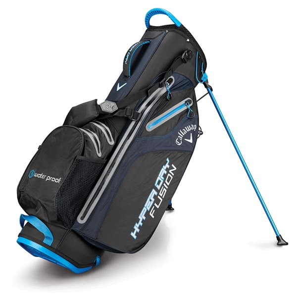 Callaway Hyper Dry Fusion Stand Bag 2019
