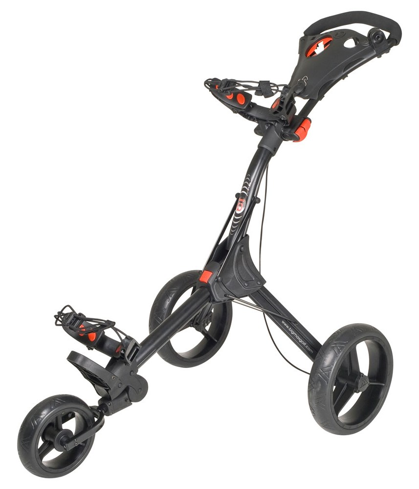 big max iq 3 wheel lightweight shop soiled trolley. Black Bedroom Furniture Sets. Home Design Ideas