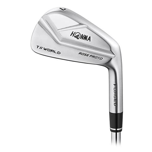 Honma TW-MB Justin Rose Prototype Forged Irons