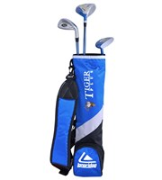 Longridge Junior Tiger Plus Package Set 2015  Graphite Shaft
