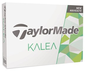 TaylorMade Ladies Kalea Golf Balls  12 Balls