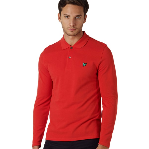 Lyle and Scott Mens Basic Pique Polo 2012