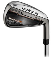 Cobra King F6 Irons  Steel Shaft