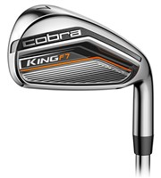 Cobra King F7 Irons  Steel Shaft