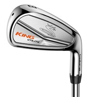 Cobra King Utility Driving Iron  Steel Shaft