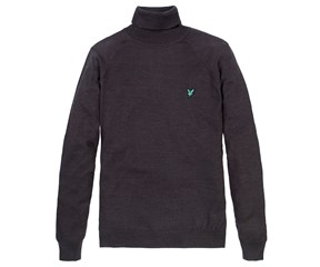 Lyle and Scott Mens Roll Neck Jumper