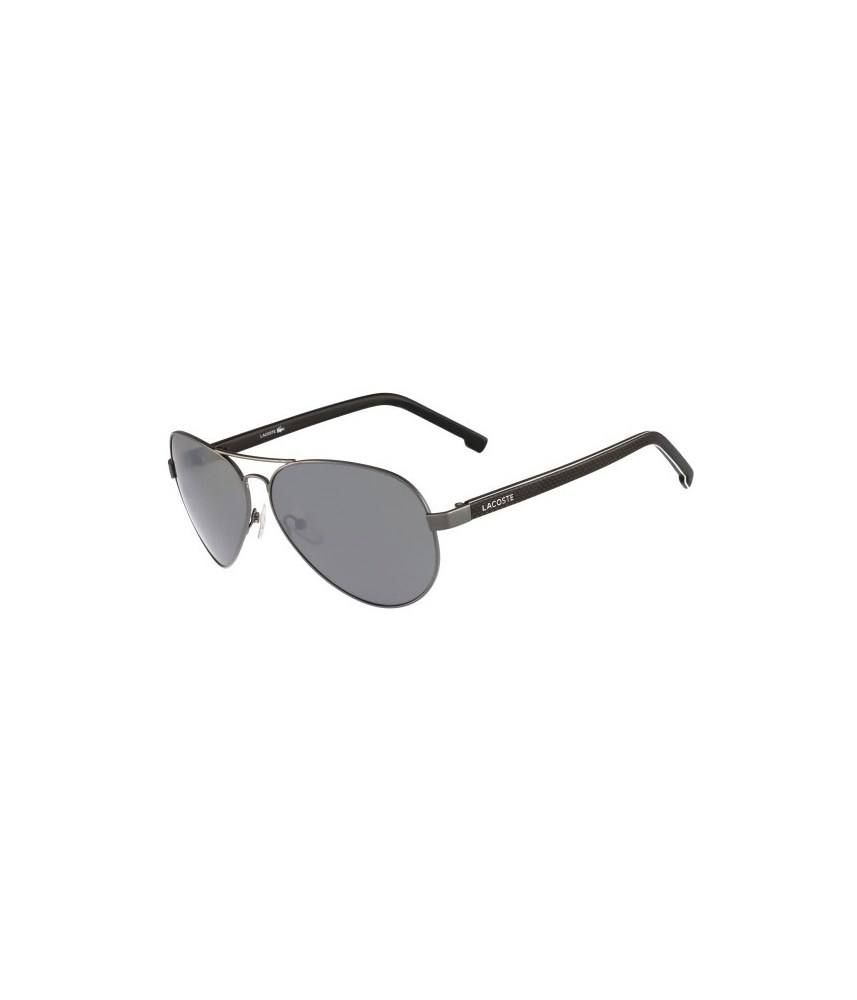 3d52b3c8312bc Lacoste L163S Aviator Sunglasses. Double tap to zoom