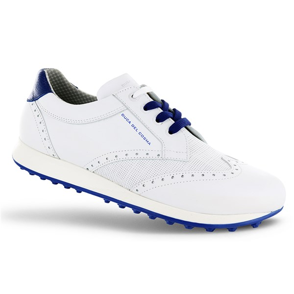 Duca Del Cosma Mens La Spezia Golf Shoes