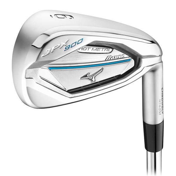 Mizuno Ladies JPX 900 Hot Metal Irons (Graphite Shaft)