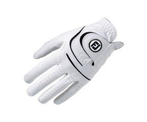 FootJoy Ladies WeatherSof Golf Gloves  White