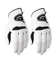 Callaway Ladies Xtreme 365 Golf Gloves  2 Pack