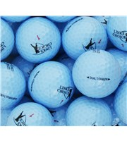 Links Choice Coloured Optic Golf Balls  50 Balls