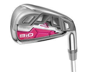 Cobra Ladies BiO CELL Irons - Graphite Shaft
