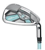 Wilson Staff Ladies D300 Irons  Graphite Shaft