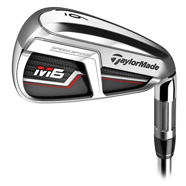TaylorMade Ladies M6 Irons (Graphite Shaft)