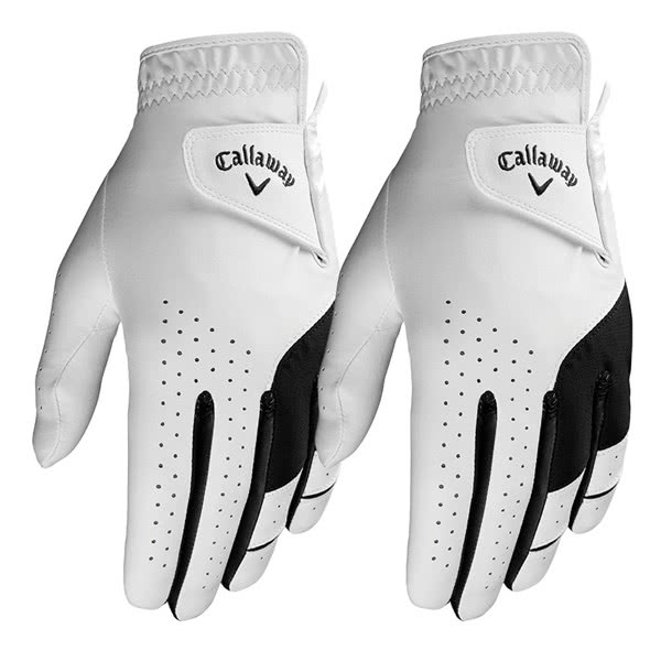 Callaway Ladies Weather Spann Golf Glove (2 Pack) 2019