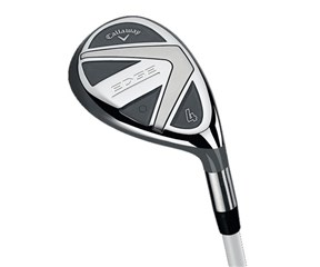 Callaway Ladies Edge Hybrid  Graphite Shaft