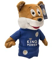 Leicester City Mascot Golf Club Headcover - Filbert the Fox