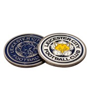 Leicester City 2 Sided Ball Marker