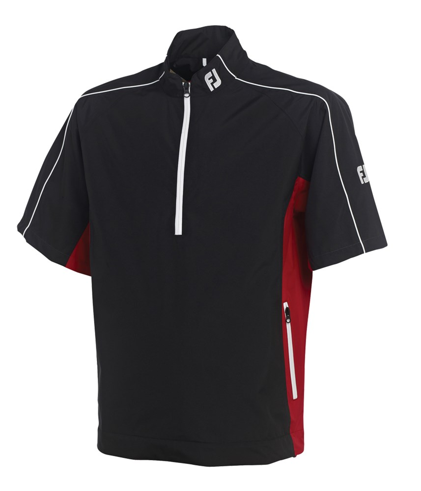 Footjoy Mens Dryjoys Performance Ss Light Rain Shirt