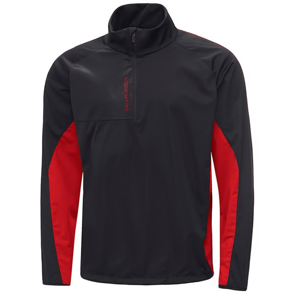 Galvin Green Mens Lincoln INTERFACE-1 Half Zip Jacket