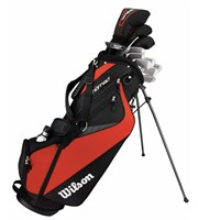 Wilson Mens Linear XD Golf Package Set  Graphite Shaft